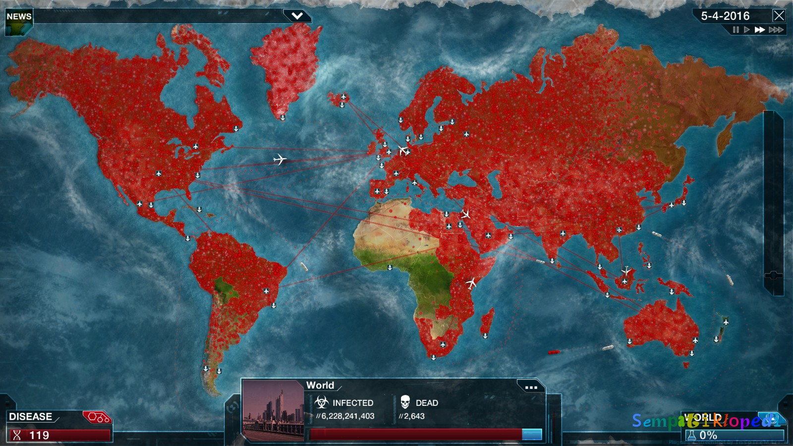 online plague inc