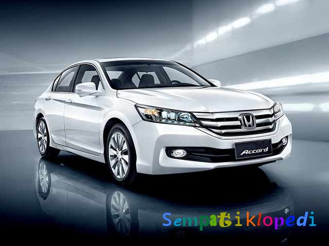 2016 Model Honda Accord Sedan