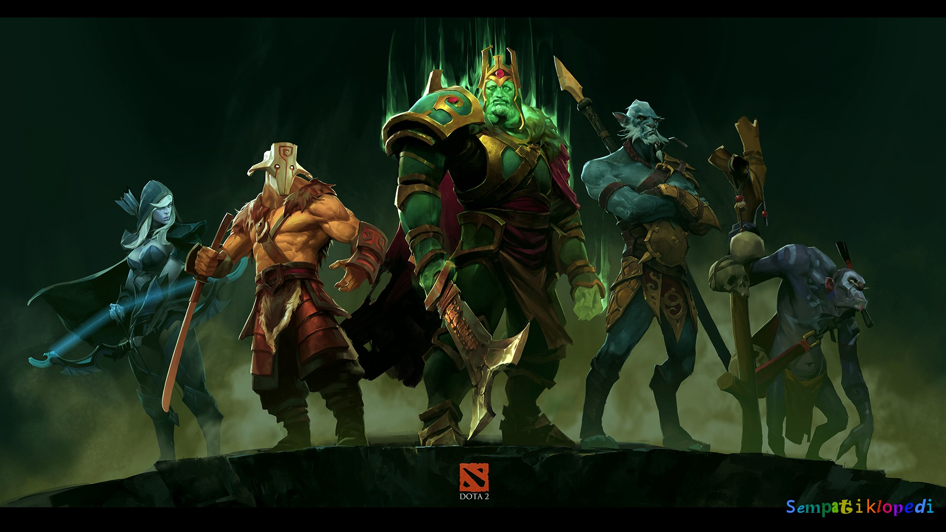 Defense of the Ancients 2 (Dota 2)