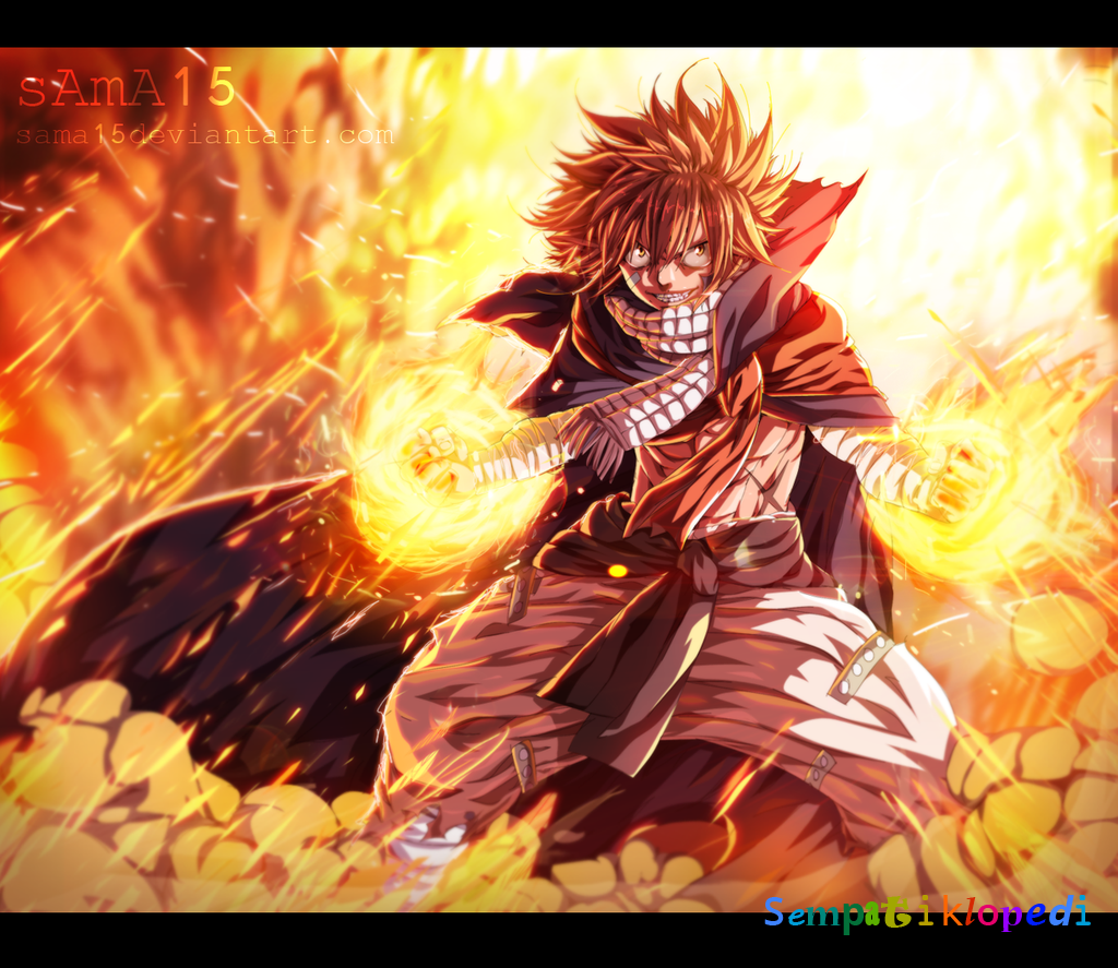 Anime wallpaper hd fairy tail natsu
