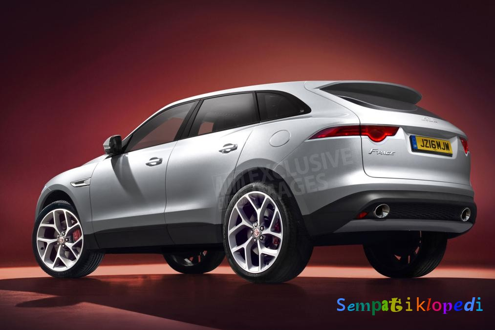 Jaguar F-Pace Crosses Over With 380-Horsepower V-6 Diesel Option to Follow