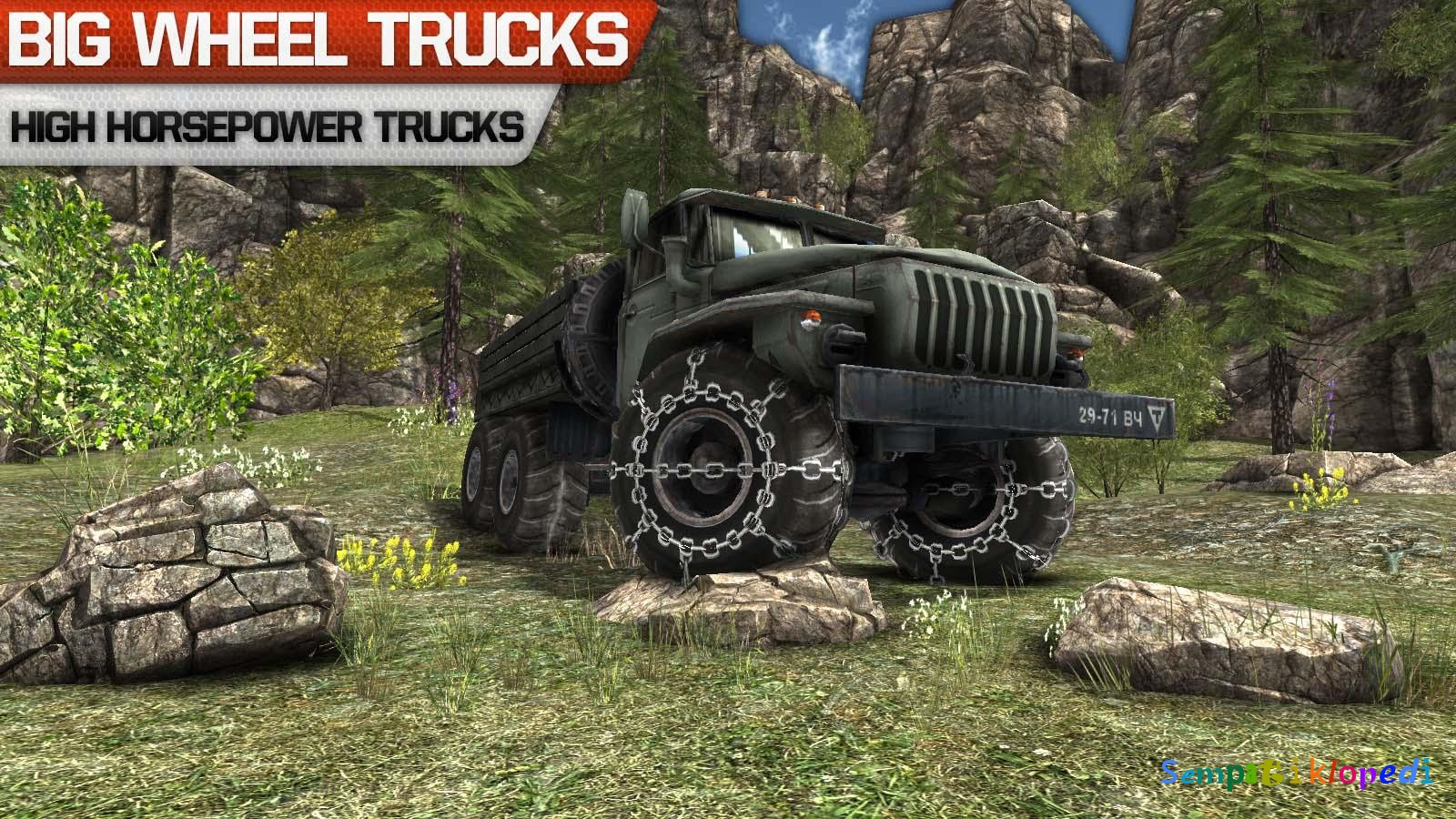 Truck Off Road Games Online